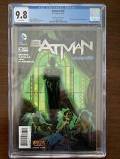 Batman #35 CGC 9.8 (DC 2014)  Monsters of the Month variant.  New 52!