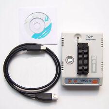 TOP2013 USB Universel Programmeur bois EPROM FLASH MCU/MPU PIC STC au testeur nouveau