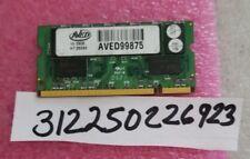 AVED {AVED99875} ddr1 memory 200pin sodimm
