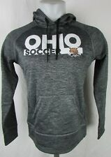 Ohio Univ Bobcats NCAA Adidas Women Climawarm Pullover Soccer Hoodie