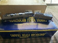American Flyer 6-48084 S Scale Union Pacific 4-6-6-4 Challenger Steam Locomotive
