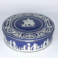 Josiah Wedgwood & Sons Limited Vintage Round Tin 2892/4166