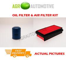PETROL SERVICE KIT OIL AIR FILTER FOR HONDA ACCORD 2.0 110 BHP 1990-93