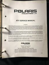 Polaris Atv Service Manual 1985-1994 *420