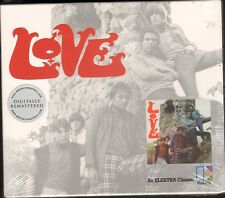 LOVE Arthur Lee NEW SEALED 30 track CD DIGIPACK Remaster MONO & STEREO  2 BONUS