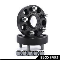 """2 x 1"""" 25mm Aluminum Alloy Wheel Spacers 5x120 CB70.1 for Land Rover Range Rover"""