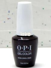OPI GelColor New Gel Nail Polish Soak-Off I55- Krona-Logical Order