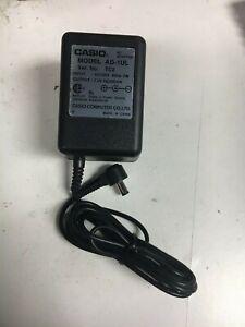 Casio AD-1UL AC Adapter 7.5V 400 mA