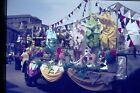 35mm 1975 Milnsbridge Carnival stardrops Float huddersfield