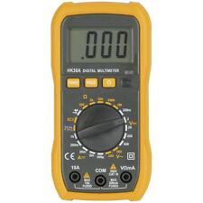 Economy CatIII Multimeter with Non-Contact Voltage Sensor QM1527 Cat III rated