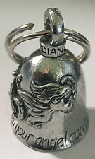 Genuine Guardian biker bell - Never ride faster than your Angel can fly. E040302