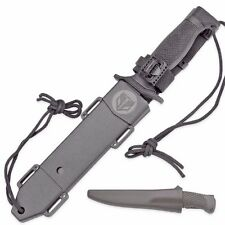 Bushmaster Survival Tactical Commando Knife And Skinner  Free Shipping