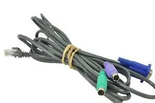 IBM 3M Console Switch Cable (PS/2)  p/n 31R3131 520-365-503