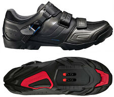 Shimano SH-M089LE Mountain Bike MTB Shoes Black M089 - 43E (US 8.9) Wide Width