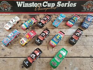NASCAR WINSTON CUP Racing diecast lot 1/64 scale RCCA RCI Action Champions