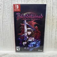 Bloodstained: Ritual of the Night - Nintendo Switch 2019
