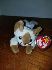Ty Beanie Baby Snip the Cat Retired and VERY RARE Factory Errors