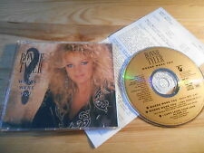 CD Pop Bonnie Tyler - Where Were You (3 Song) MCD BMG HANSA + presskit