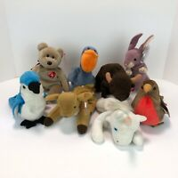 Beanie Babies Lot of 8