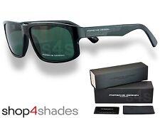 Porsche Design Sunglasses BLACK CARBON_GREEN P8547 A V717