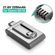 For Dyson DC16 Vacuum Cleaner Replacement Li-Ion Battery 2200 mAh 21.6 V