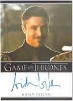 Aidan Gillen ++ Autogramm ++ Game of Thrones ++ The Dark Knight Rises Autograph