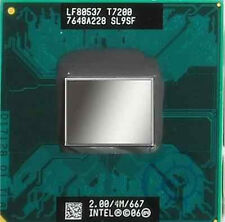 Mac Mini Intel Core 2 Duo T7200 2 GHz CPU Upgrade Kit A1176 Screws Thermal Paste