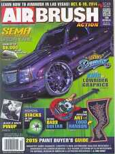 AIRBRUSH ACTION S/October 2014 (NEW COPY)