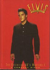 ELVIS PRESLEY From Nashville to Memphis 2010 RCA EU 5cd hardcover book remaster