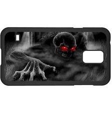 Horror Skull Hard Case Cover For Samsung New