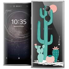 """Coque Crystal Gel Pour Sony Xperia XA2 ULTRA (6"""") Souple Petits Grains® A l'Ombr"""