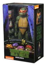 NECA Teenage Mutant Ninja Turtle 1990 Movie 1/4 Scale Action Figure Michelangelo