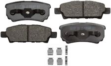 For Chrysler Dodge Jeep Mitsubishi Rear Disc Brake Pad Set Monroe Brakes GX1037