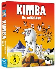 Kimba - Der weiße Löwe - Box 1 - Episoden 1-26 - Blu-Ray - NEU
