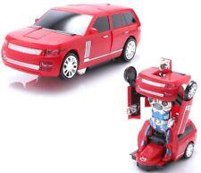 Kinder Spielzeug Police Transform Car mit Licht und Sound