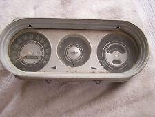 Vintage Chevrolet Instrument Cluster