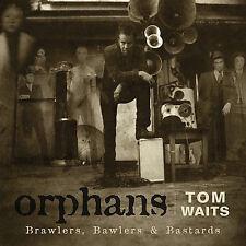 TOM WAITS Orphans - Brawlers, Bawlers & Bastards 3CD BRAND NEW Digipak