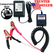 Can-Am Spyder & 4x4 12v Battery Maintainer Tender Float Smart Charger