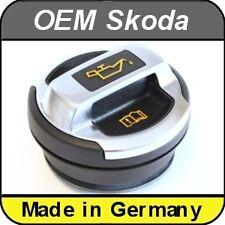 OEM Audi R8 Chrome Oil Filler Cap fits Skoda Octavia Combi RS Superb Fabia