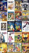 20 DVDs Konvolut für Kinder ( Zeichentrick, Kinderfilme usw) Herkules, Heidi NEU