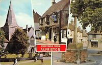 BR92429 greetings from alfriston   uk