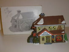 """Department 56 New England Village """"Bluebird Seed and Bulb"""" #5642-1 Retired"""