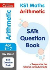 KS1 Maths - Arithmetic SATs Question Book: 2018 Tests | Collins KS1