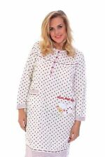 Cotton Robe Everyday Plus Size Nightwear for Women
