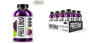 Protein2o Low-Calorie Protein Infused Water, 15g Whey Isolate,...
