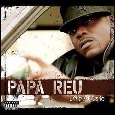Papa Reu -  Life & Music  / CD / NEU & OVP-SEALED!