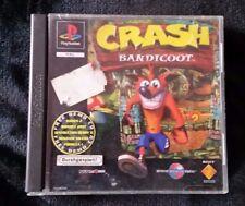 Crash Bandicoot (Sony Playstation 1, 1996)