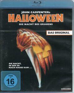 HALLOWEEN (1978) - Blu Ray Disc -