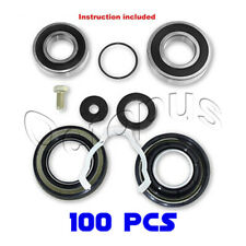 Maytag Neptune Quality 100Pc Bearings & Seals Kit Fits Front Loader 12002022