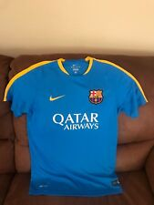 Nike Fc Barcelona Soccer La Liga Training Jersey Size M Men